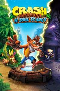 Crash Bandicoot™ N. Sane Trilogy for £17.49 @ XBOX Store
