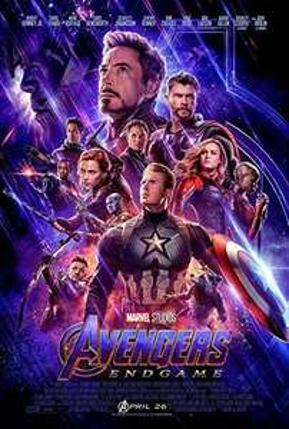 Infinity War and Endgame £11.98 using code @ Chili