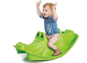 Selected Outdoor Toys 40% Off E.g. French Fries float £6 / Green Crocodile Rocker £9 / Unicorn Ride-on £8.40 @ George(free c&c - More in op)