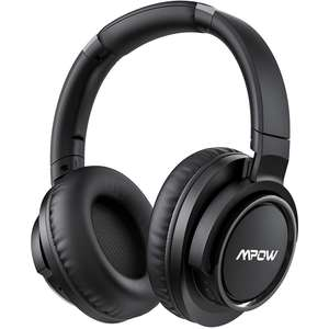 Mpow Active Noise Cancelling Wireless Headphones With Microphone / Foldable £27.99 Sold by HBH LTD and Fulfilled by Amazon