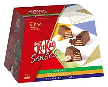 Kit Kat Senses 120g 12x1 bars £1 @ Poundland