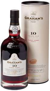 Grahams 10 Years Old Tawny Port, 75 cl @ Amazon £13.50 Prime £17.99 Non Prime