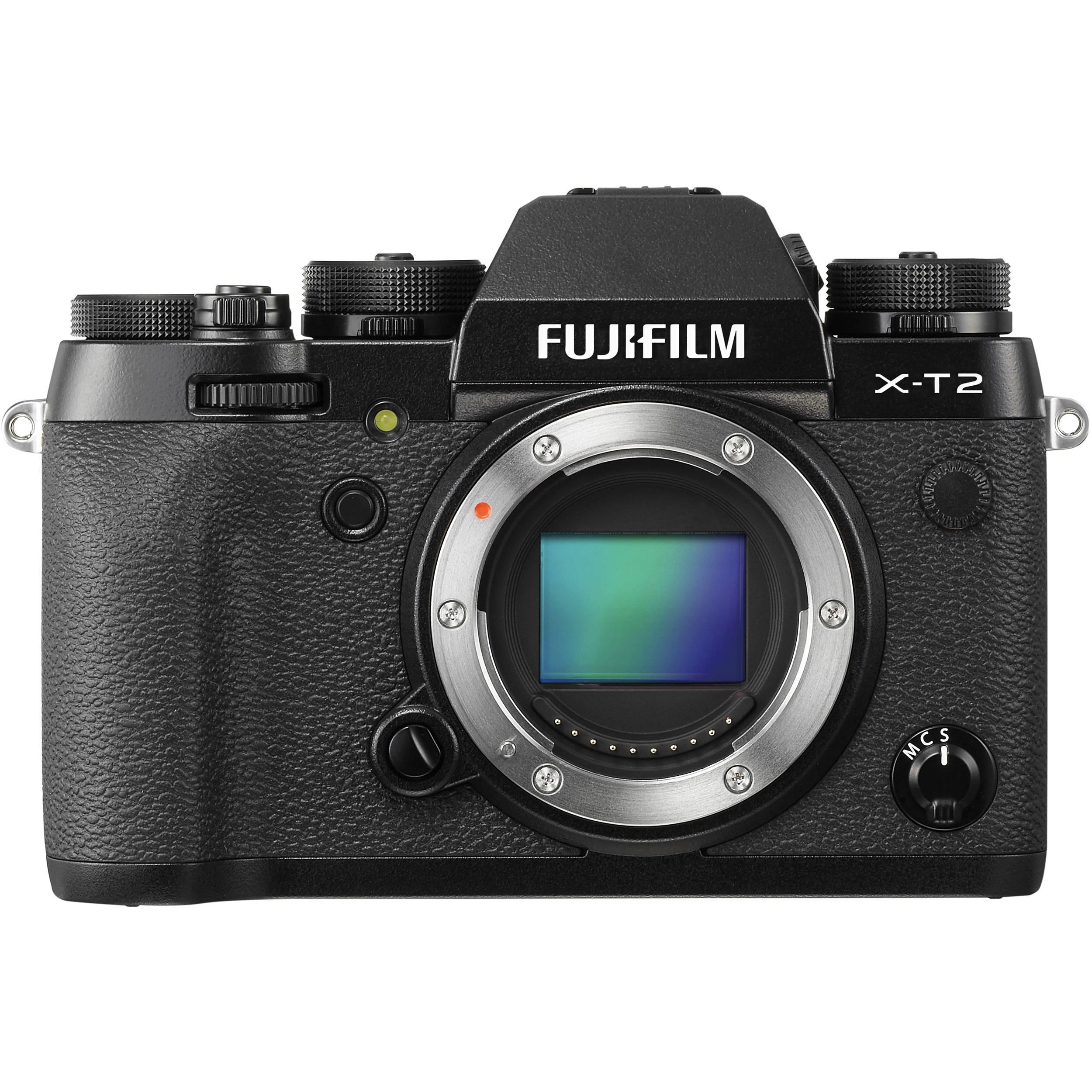 Fujifilm X-T2 Body only - £599 @ Jessops