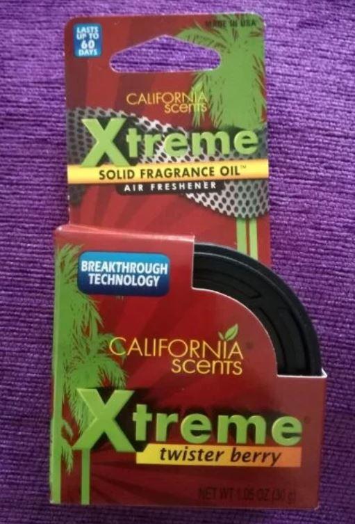 California Scents Xtreme Car Air Freshener only £1 @ Poundland