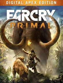[PC] Far Cry Primal Digital Apex Edition - £4.60 - UbiStore