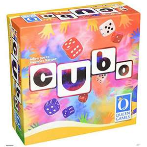 Cubo Dice Board Game now £5.00 with Free C&C @ The Works