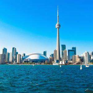 Direct return flight to Toronto £299 (Departing London Heathrow / March departures / Air Canada) @ Skyscanner / TravelTrolley