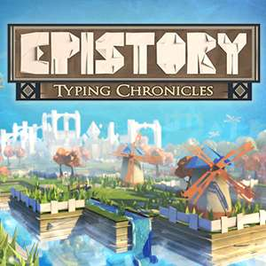 [steam] Epistory Typing Chronicles £2.46 (with code) @ Greenaman Gaming
