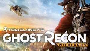 [Uplay] Tom Clancy's Ghost Recon Wildlands PC - £10.49 @ Fanatical