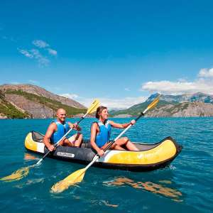 Sevylor Colorado Kit 2 Person Inflatable Kayak now £199.99 using code @ Costco