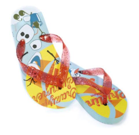 Childrens Disney Frozen Flip Flops Size 7.5-8.5 & 9-10 99p delivered @ onlinebargainsuperstore2013 ebay