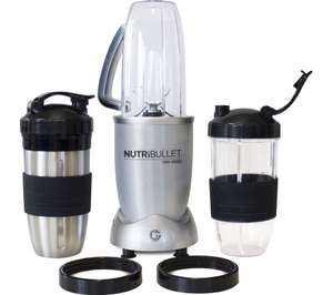 NUTRIBULLET 1200 Series Blender - Silver £99.99 at Currys