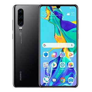 Huawei P30 128GB - 4GB 4G Data, unltd Mins & Texts £26pm w/ 0 upfront + £80 cashback + Apple Music, BT Sport & more @ Affordable Mobiles