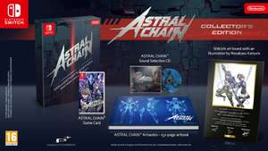 Astral Chain: Collectors Edition (Switch) 69.99 @ Game