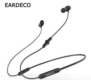 EARDECO Sport Wireless Headphones 48hrs Playing time/waterproof £14.17 at AliExpress with free delivery