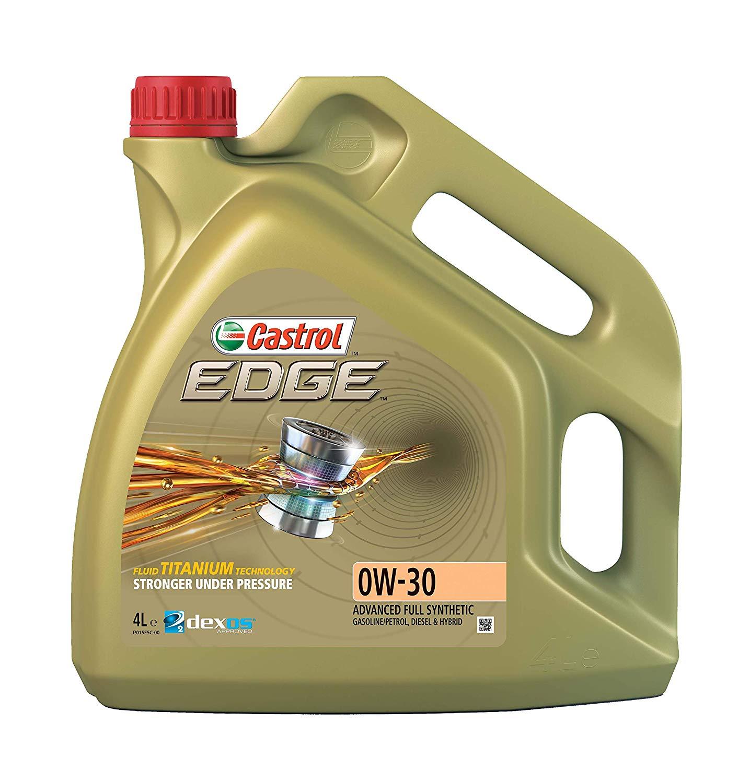 Castrol Edge 0W-30 4ltr £34 at Asda