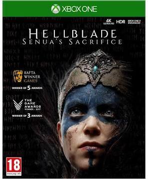 [Xbox One] Hellblade: Senua's Sacrifice £12.49 @ Microsoft Store