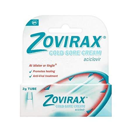 Zovirax Cream, 2g - 85p @ Amazon Pantry - Prime Exclusive (£15 minimum +£3.99 delivery)
