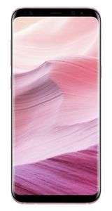 SIM Free Samsung Galaxy S8 5.8 Inch 4GB 64GB 12MP 4G Mobile Phone - Pink - Refurbished Grade A £233.99 @ Argos eBay
