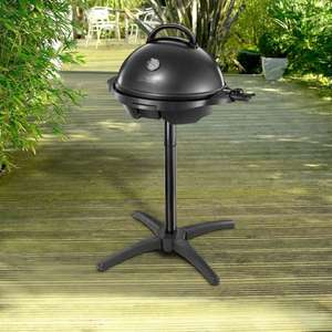 George Foreman Indoor/Outdoor BBQ - £58.94 Delivered @ TJ Hughes