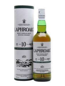 Laphroaig 10 Cask Strength Batch 011 - £73.95 @ The Whiskey Exchange