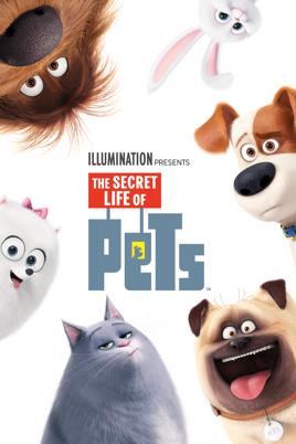 The Secret Life of Pets (4K) - £3.99 @ iTunes