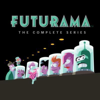Futurama, Complete Series - £29.99 @ iTunes