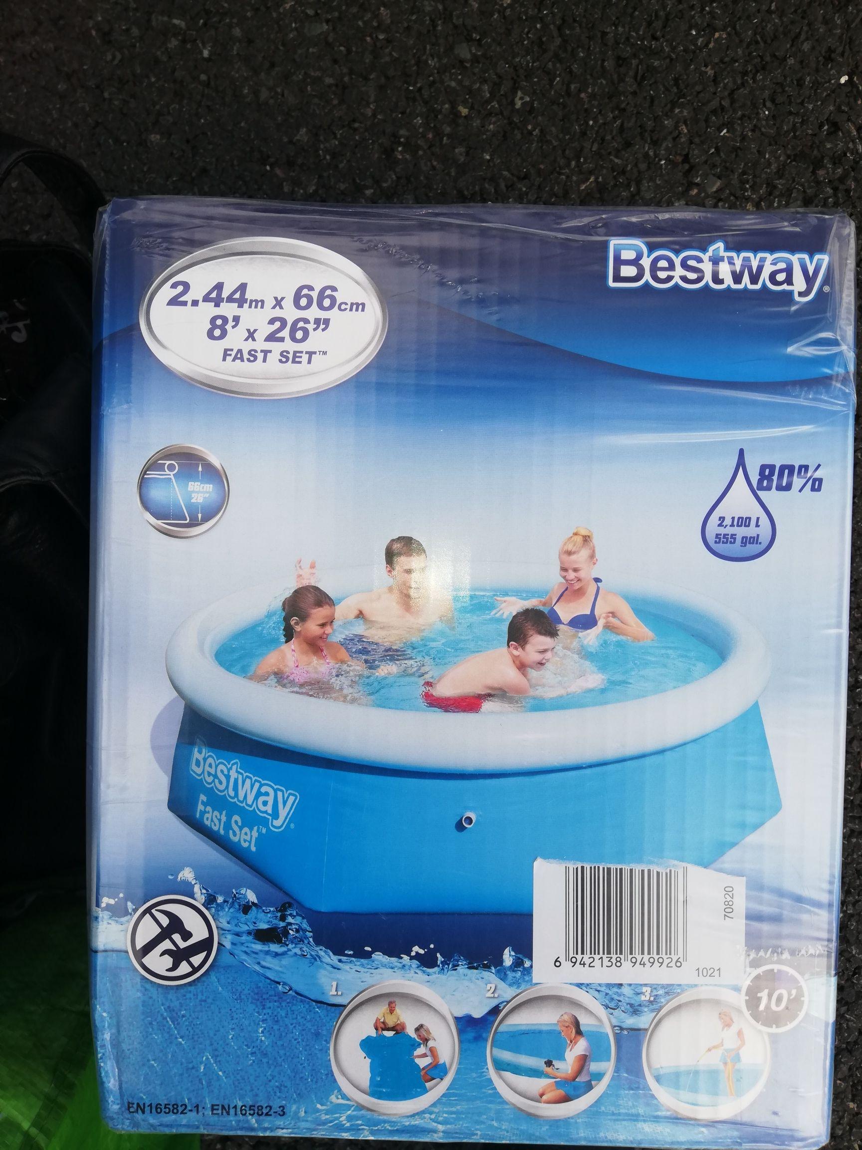 Best Way Fast Set Pool - £12 Instore @ Homebase