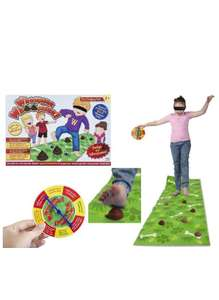 Whoopsee Whoopsee Game Dodge The Whoopsies Novelty Poo Dodging Family Fun - Sold by Magic Toy Shop / FBA - £3.19 Prime / £7.68 non-Prime