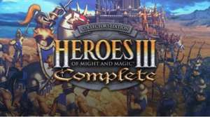 Heroes of Might and Magic® 3: Complete - £2.19 @ GOG.com