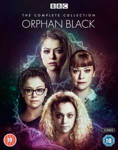 ORPHAN BLACK: The Complete Collection, Seasons 1-5 Blu-Ray Boxset - £28.99 delivered @ Zavvi