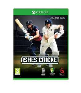 Ashes Cricket and Other Xbox One Games £3 instore at B&M - Wednesbury