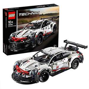 LEGO Technic Porsche 911 RSR Car Replica Model 42096 - £65 @ Argos