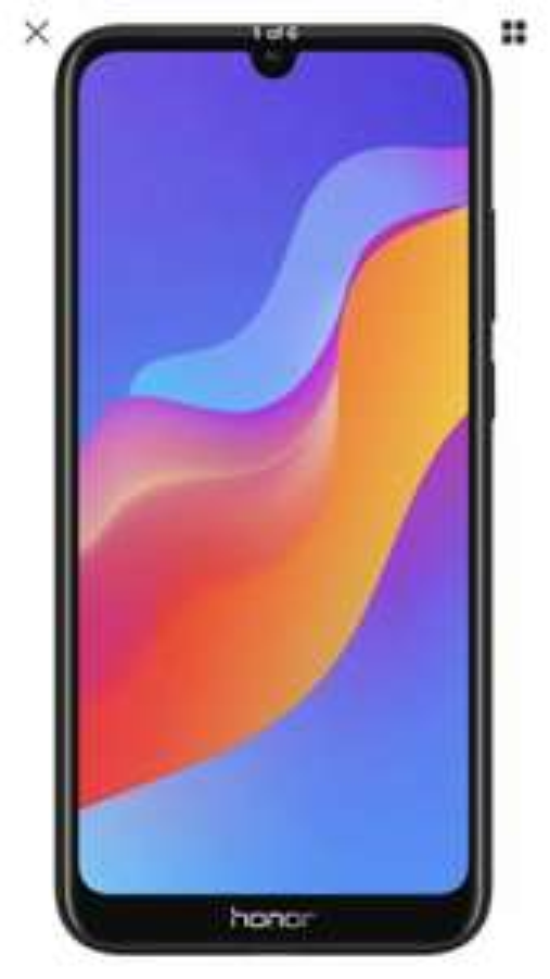 Refurbished Sim Free Honor 8A 6.08 Inch 32GB 13MP 4G Mobile Phone - Black Dual Sim - £96.99 delivered @ Argos / eBay