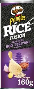 Pringles Rice Fusion (All Flavours) £1 at Tesco