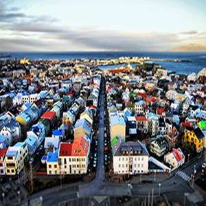 Direct return flight to Reykjavik (Departing London Luton / November departures ) £39 @ Wizz Air