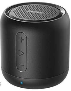 Anker SoundCore mini, Bluetooth Speaker + Free IPhone 8 Plus Case £16.49 @ Anker And Fulfilled By Amazon (+£4.49 non Prime)