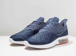 Nike Air Max Sequent 4 running shoes / trainers were £94.99 now £47.50 delivered @ Zalando