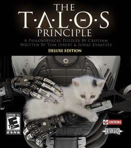 The Talos Principle: Deluxe Edition (PS4) - £3.99 @ PlayStation store