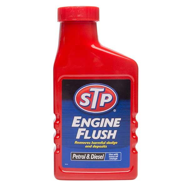 STP Engine Flush 450ml for Petrol and Diesel vehicles £2.49 Delivered at EuroCarParts
