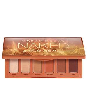 Urban Decay Naked Petite Heat Eye Shadow Palette £13.00 @ Debenhams - Free Delivery SHA5 / SH4J