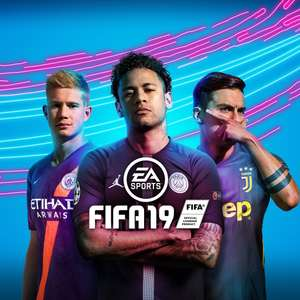 FIFA 19 on PS4 - £16.79 @ Playstation PSN