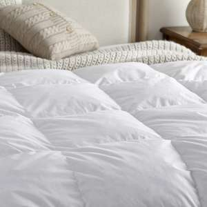 Goose feather and down kingsize duvet - £19.39 delivered @ Sleepseeker