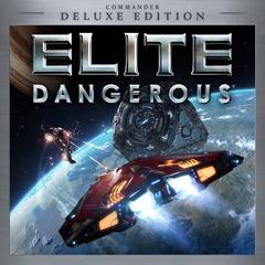 [PS4] Elite Dangerous: Commander Deluxe Edition £7.39 @ PlayStation Store