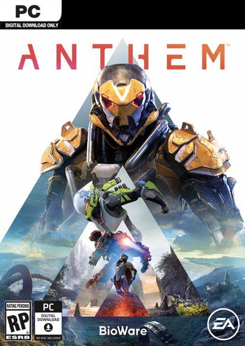 Anthem PC (Origin) | £12.99 | @ CDKeys