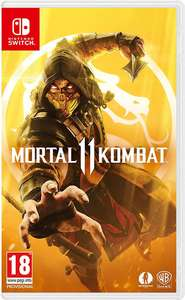 Mortal Kombat 11 (Switch/PS4/Xbox One) £24.85 Delivered @ Shopto