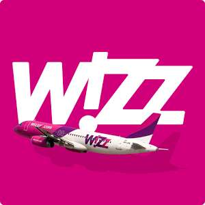 Wizz Air 20% Discount to and from UK today
