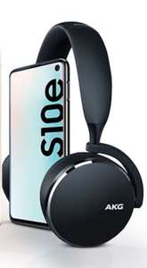 Samsung Galaxy S10e + Free AKG Y500 Headphones £569 Delivered @ Argos