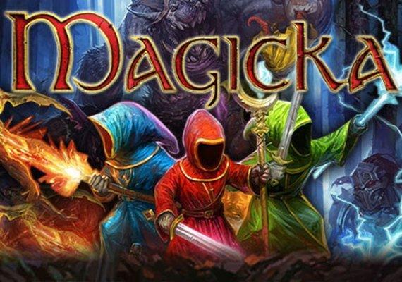 Magicka (Steam PC) 63p w/code @ Gamivo (TopGun Games)