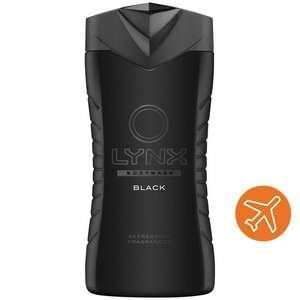 Lynx Black 50ml Shower Gels - 8p instore @ Boots